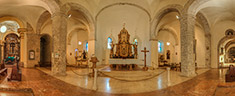 Immagine del virtual tour 'Chiesa di San Francesco - sec. XV'